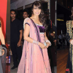 Bollywood Actresses in Anarkali Dresses