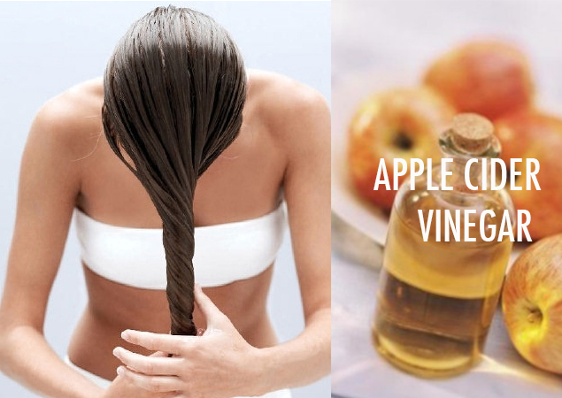 5 hair rinses for healthy and shiny hair
