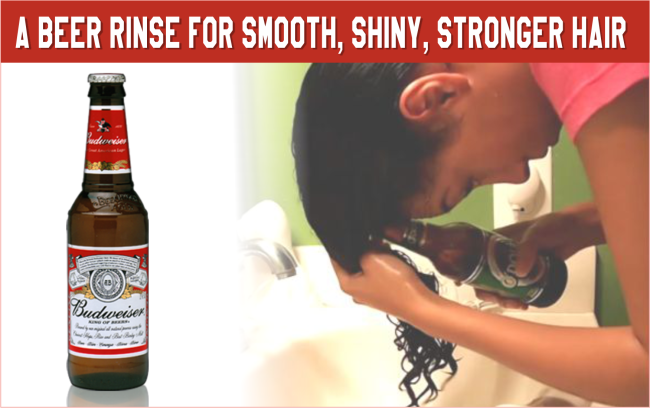 A-Beer-Rinse-For-Smooth-Shiny-Stronger-Hair