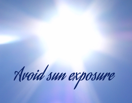 Avoid-sun-exposure