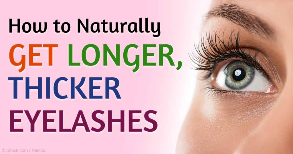 how to make your eyelashes grow longer and darker