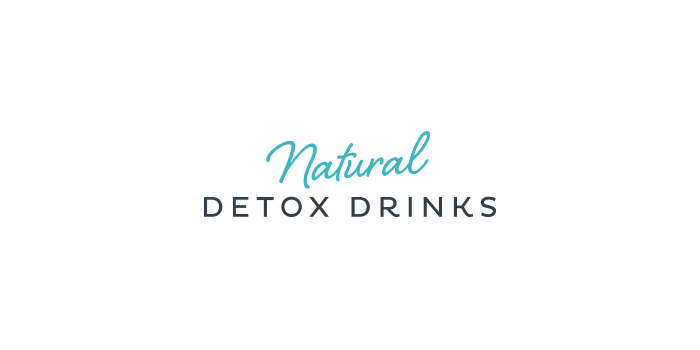 12 natural detox drink recipes