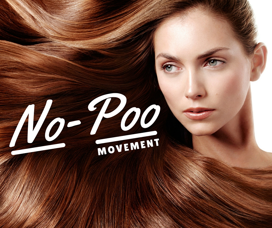 Welcome to NO POO hair care