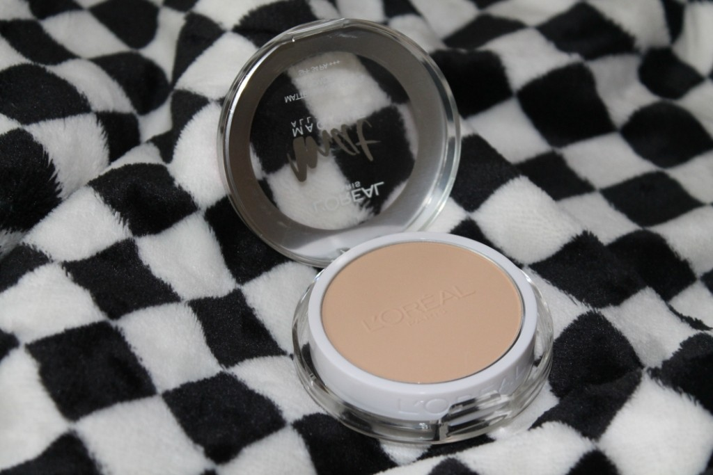 L'Oreal Mat Magique All-In-One Matt Transforming Powder Review