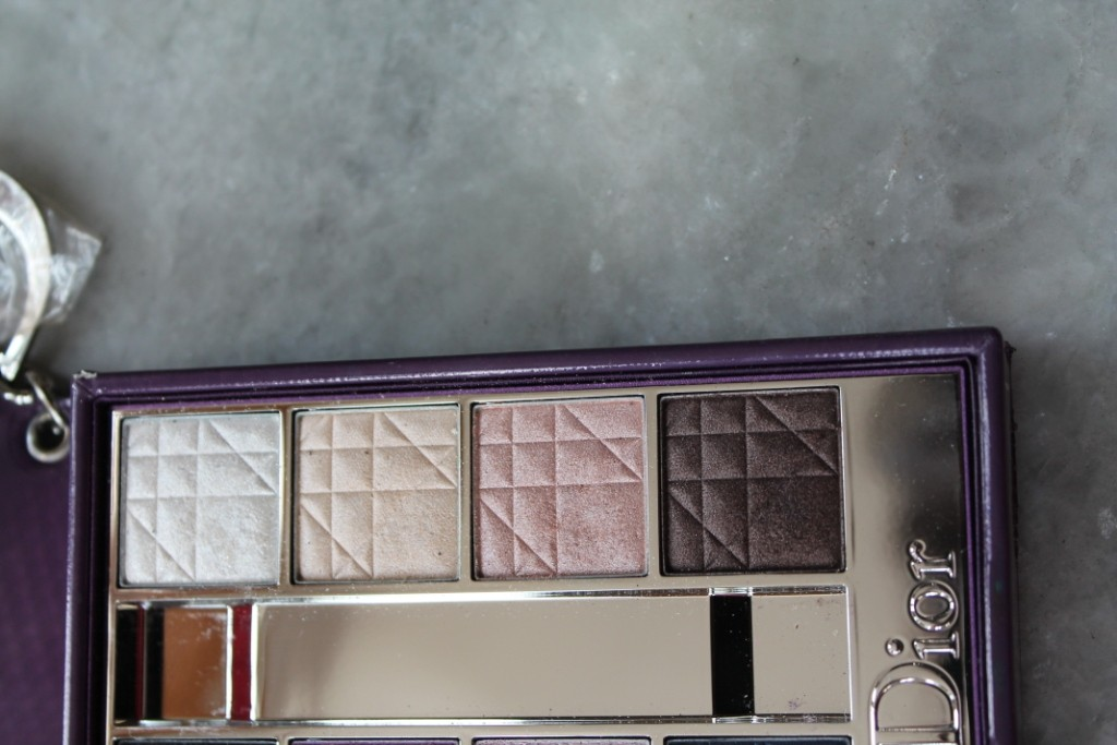 Dior Cannage Color Collection Eye Palette Review and Swatches