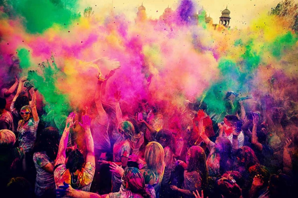 How to Take Care of Your Skin and Hair on Holi