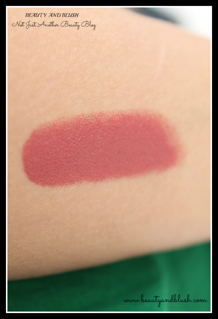 Mac Brick-O-La Lipstick Review and Swatches