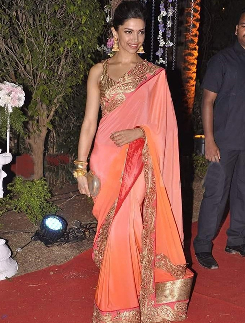 Bollywood's Most Admiring Saree Appearance