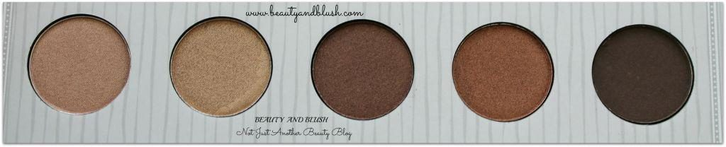 1BH Cosmetics Carli Bybel Eyeshadow and Highlighter Palette Review