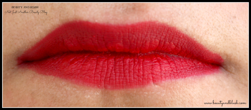 Mac Ruby Woo Review and Swatches