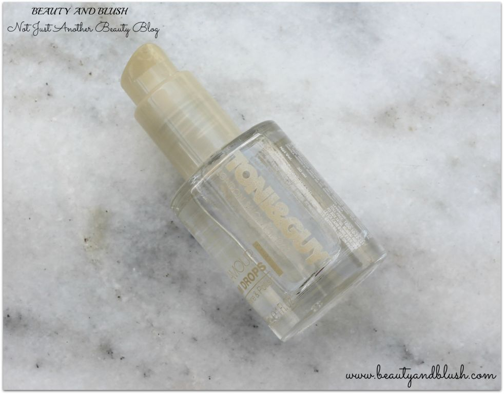Toni & Guy Glamour Serum Drops Review