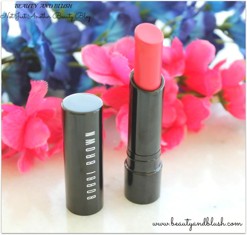 Bobbi Brown Creamy Matte Lip Color in Calypso Review and Swatches