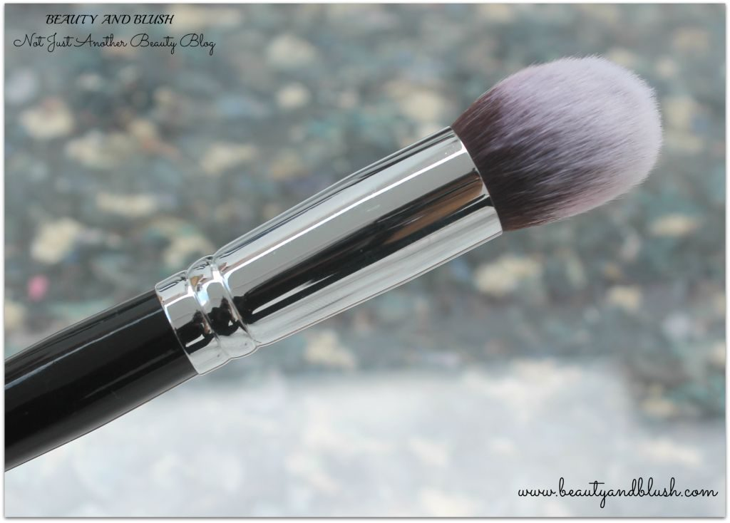Pac Flawlessly Me 002 Brush Review