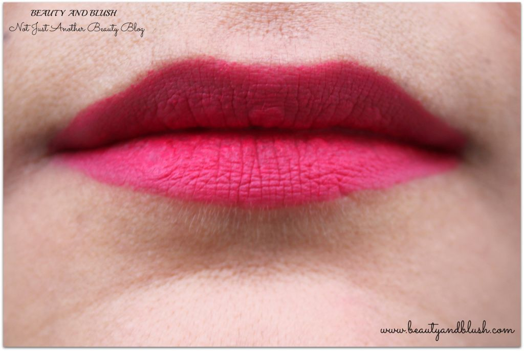 Très Mac All Fired Up Lipstick Review and Swatches - Beauty and Blush PE89