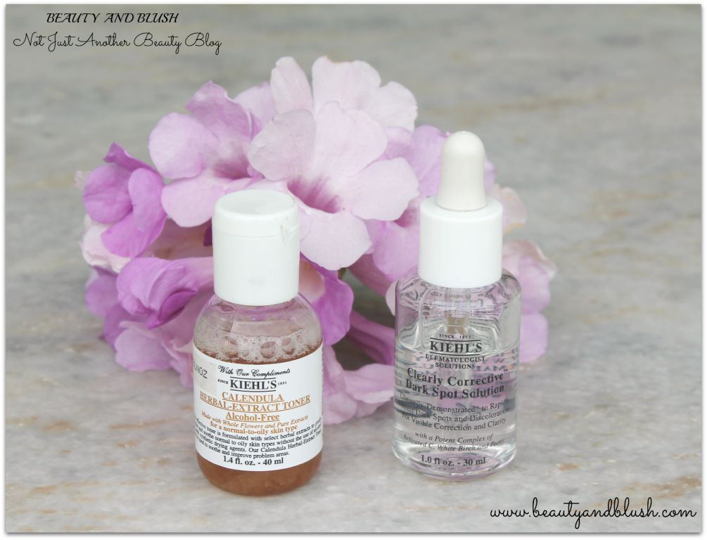 Kiehl's Clearly Corrective Dark Spot Solution: Testing and Review: Part One