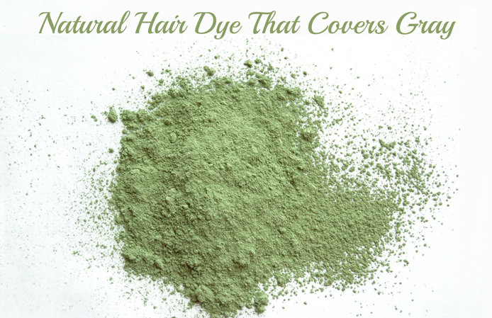 Colour Your Hair the Natural Way with this Indian Herb:DIY