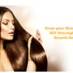 Grow your Hair with the DIY Overnight Hair Growth Serum