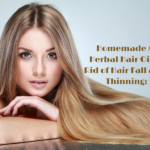 Homemade Magic Herbal Hair Oil to Get Rid of Hair Fall and Hair Thinning: DIY