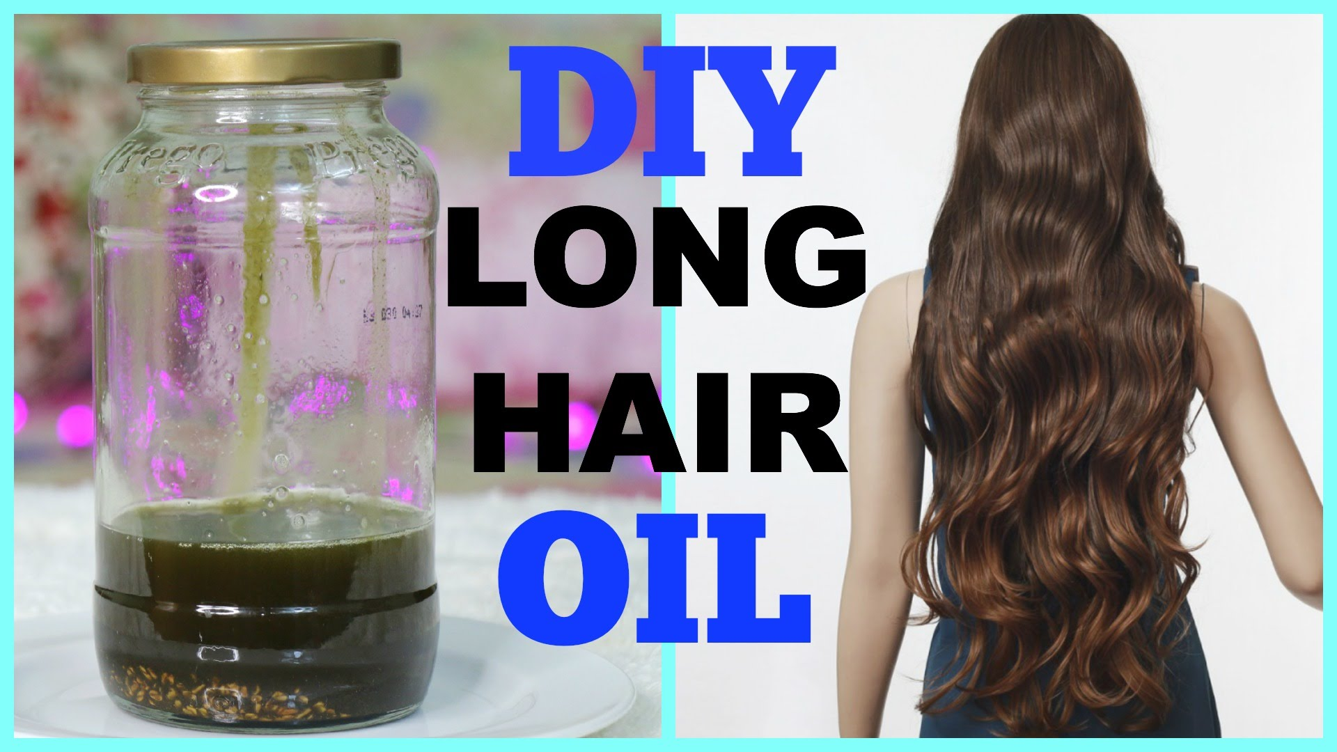 Secrets From India Homemade Ayurvedic Diy Indian Hair Oil Beauty