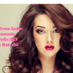 Secrets From India: Homemade Ayurvedic DIY Indian Hair Oil