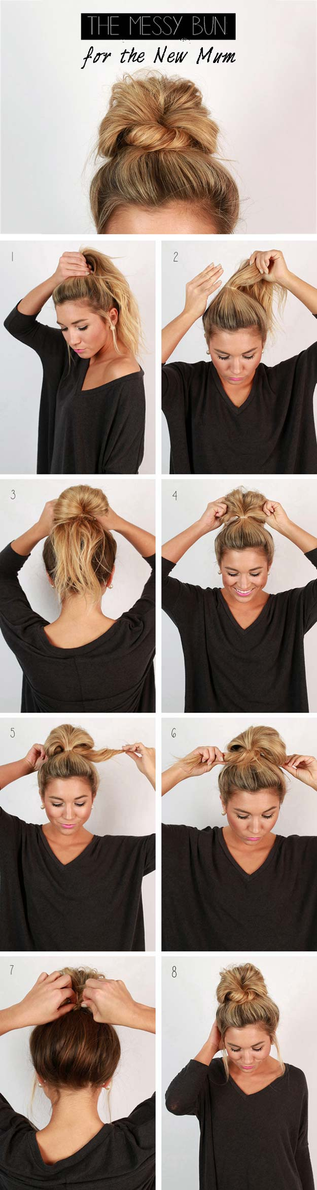 Groovy 12 Cute And Easy Hairstyles That Can Be Done In A Few Minutes Short Hairstyles For Black Women Fulllsitofus