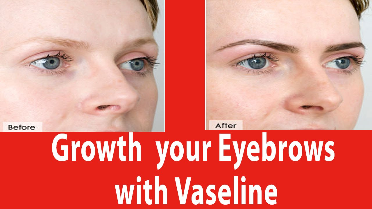 Effective Home Remedies To Grow Thicker Eyebrows Beauty And Blush