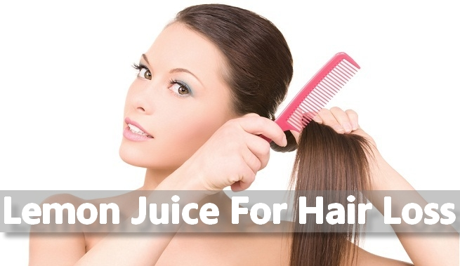 Lemon for hair loss – Amazing lemon recipes for strong healthy hair