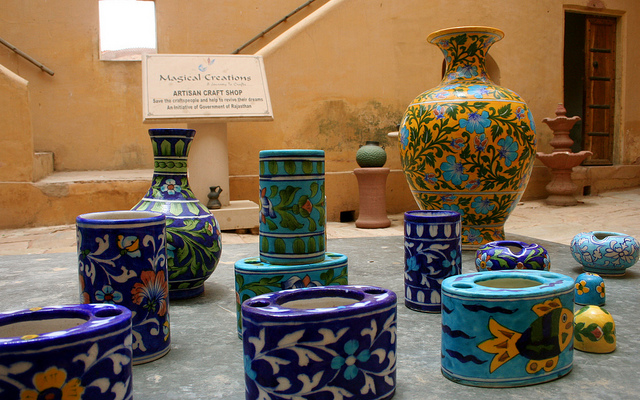 8 Indian Cities Famous for Their Handicrafts