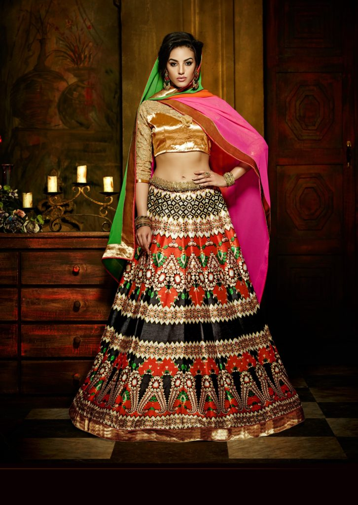 Designer Wedding Lehangas Available Online