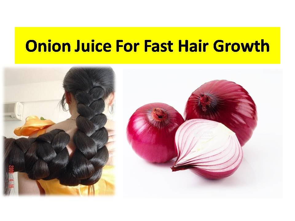 Onion For Hair Loss Hair Thinning And Hair Re Growth
