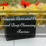 Vya Naturals Activated Charcoal and Cedarwood Deep Cleansing Soap Bar Review