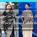 Swagger or Nagger: The Best and Worst Saree Celebrities!