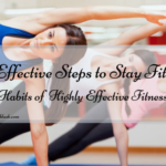 Effective Steps to Stay Fit