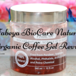 Fabeya BioCare Natural Organic Coffee Gel Review