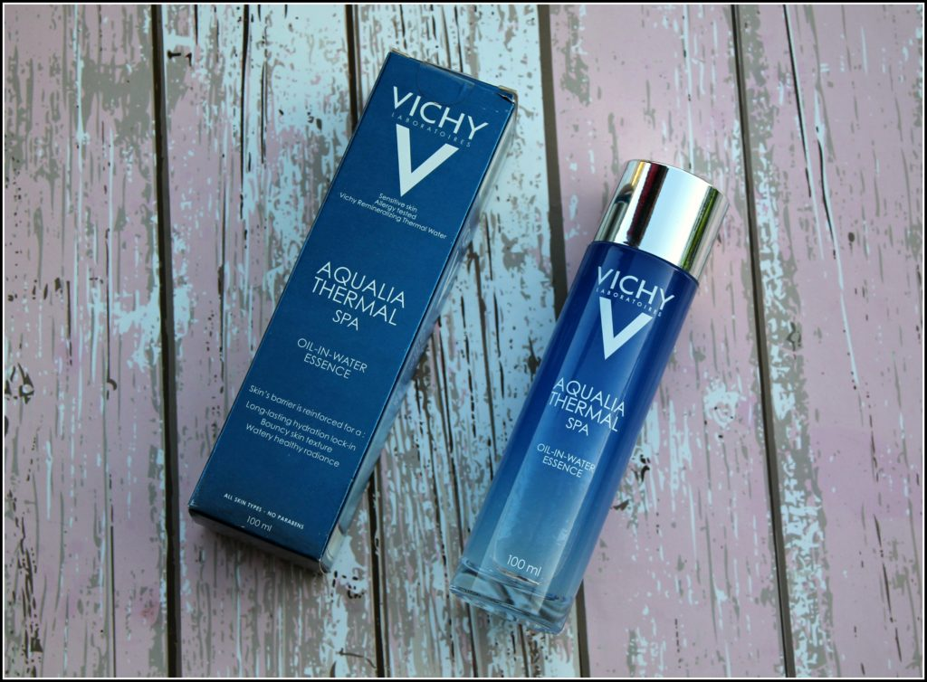 Vichy Aqualia Thermal Spa Oil In Water Essence Review