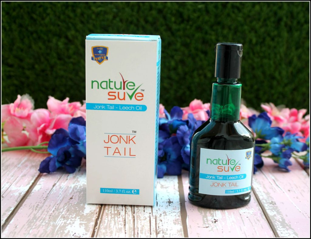 Nature Sure Jonk Oil- Leech Oil Review