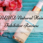 NEUD Natural Hair Inhibitor Review