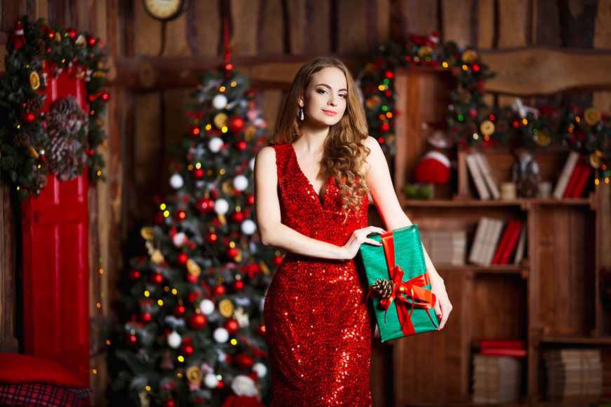 Our Favorite Christmas Party Dresses - Part 1