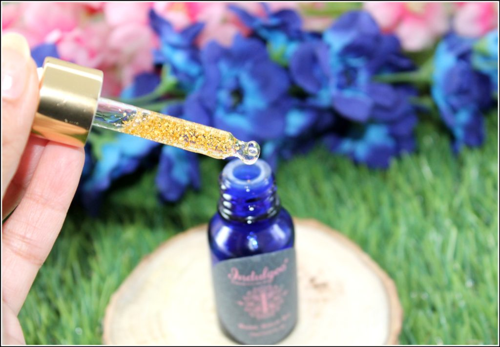 Indulgeo Essentials Rose Gold Oil Review