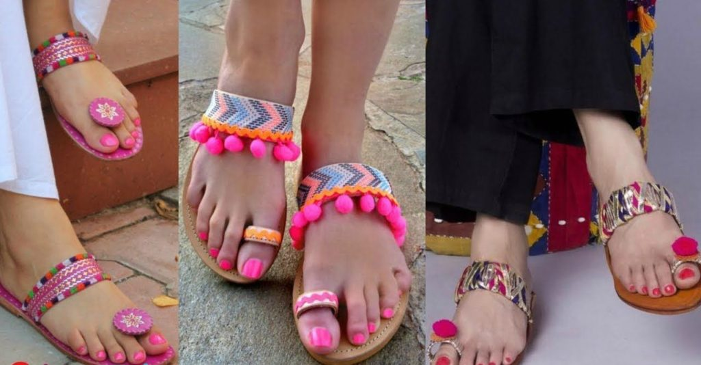 5 Ways to Style Kolhapuri Chappals With your Outfit