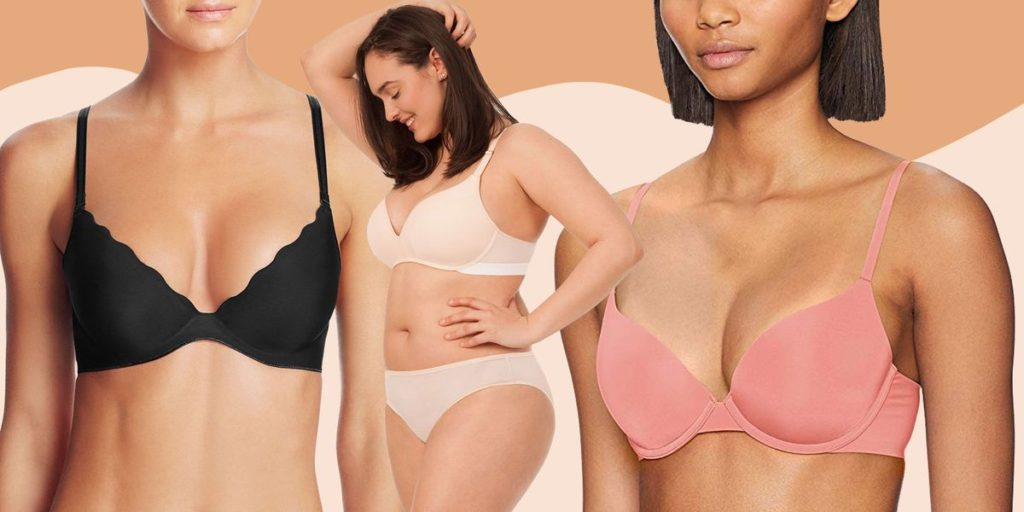 The Best Bra Styles for Wide-Set Breasts