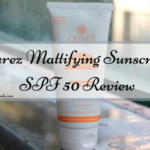 Qurez Mattifying Sunscreen SPF 50 Review