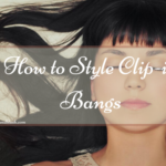 How to Style Clip-in Bangs