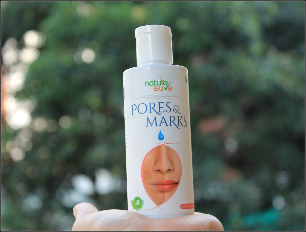 Nature Sure Pores and Marks Oil Review
