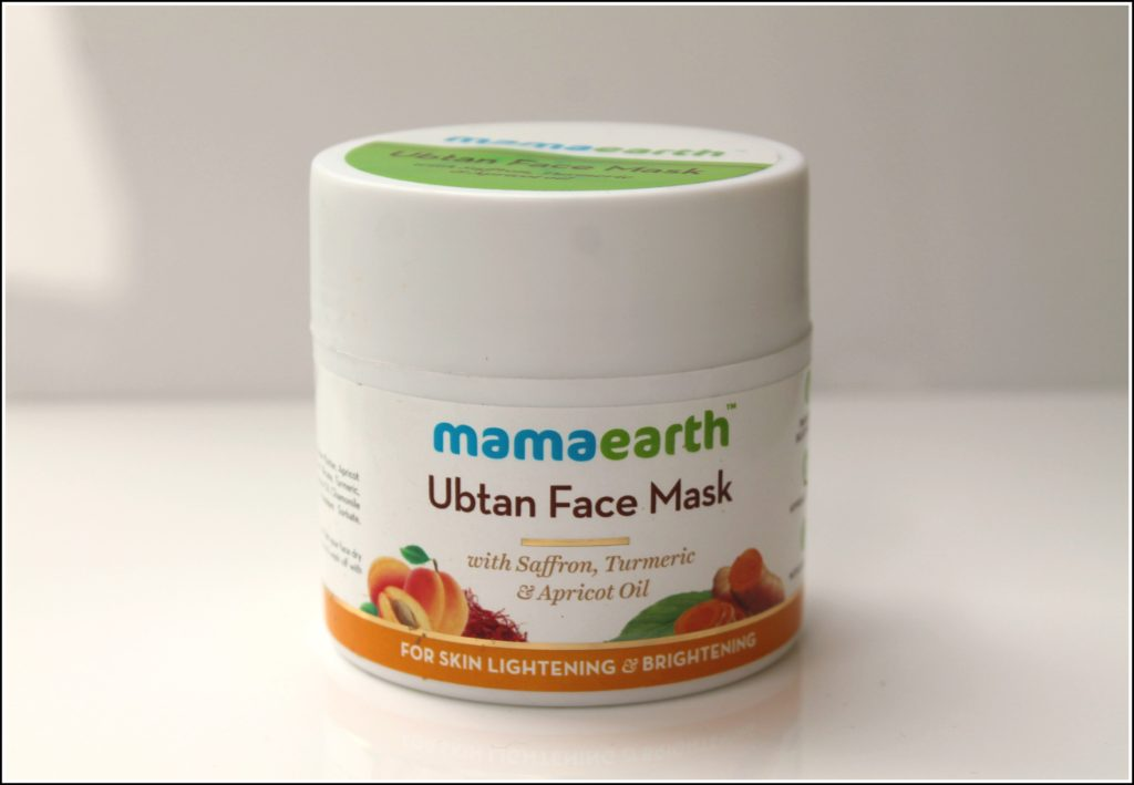 Mama Earth Ubtan Face Mask Review