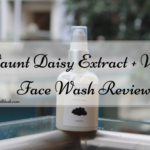 Vaunt Daisy Extract + Vit B Face Wash Review