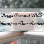 Deyga Coconut Milk Shampoo Bar Review
