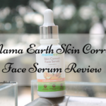 Mama Earth Skin Correct Face Serum Review